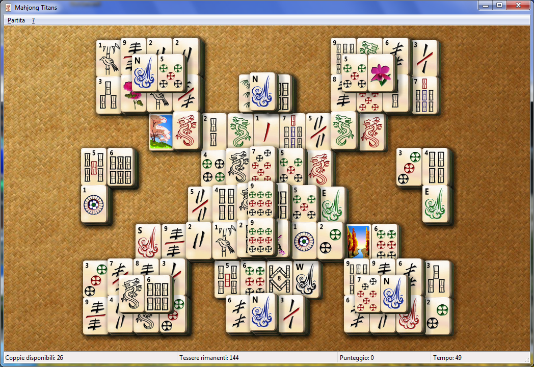 Mahjong Windows