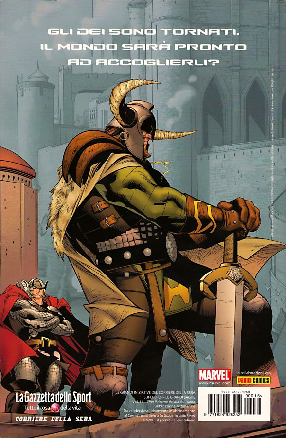 Heimdall (Marvel Comics) - Wikipedia
