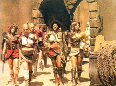 Vergine per impero romano 1983 with pauline teutscher - 5 9