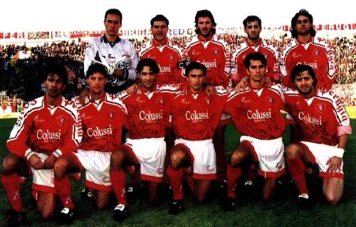 Associazione Calcio Perugia 1997-1998 - Wikipedia