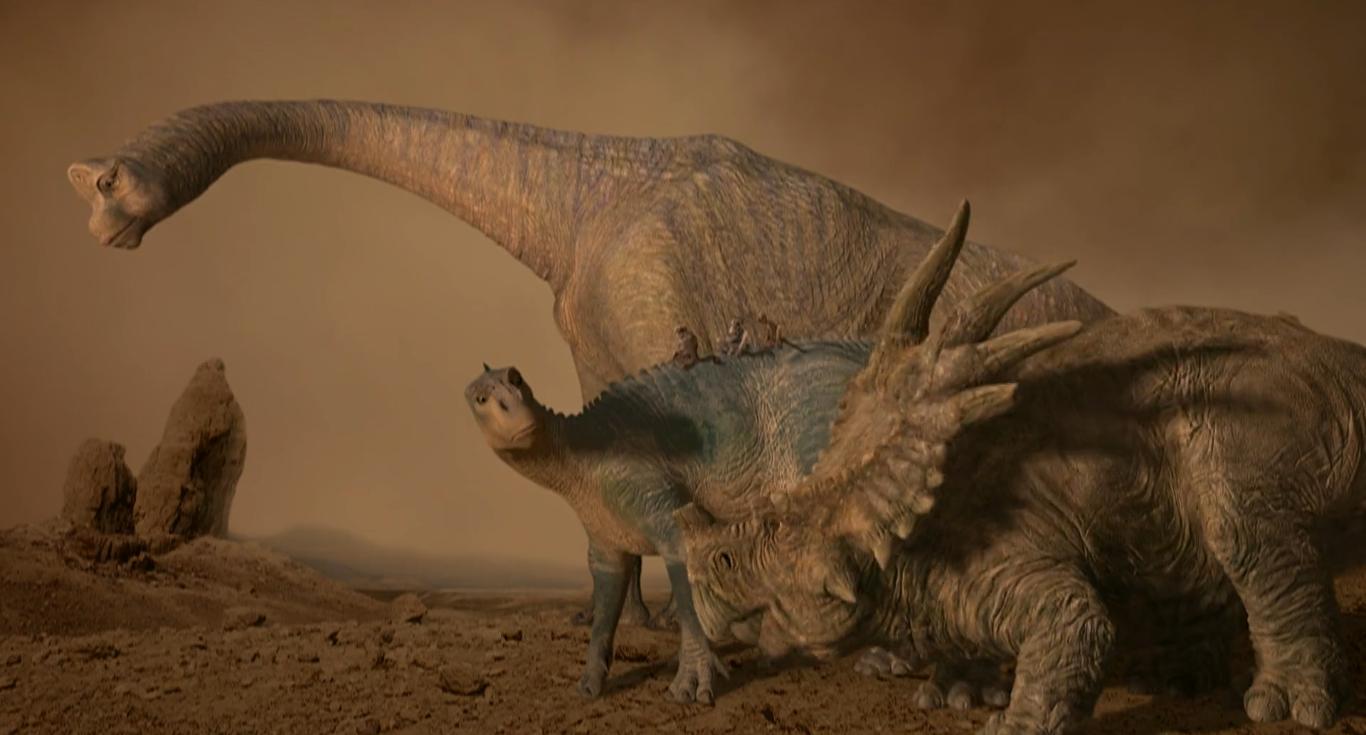 Sigla il treno dei dinosauri cartoni animati