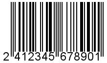 European Article Number - Wikipedia dcea2755683