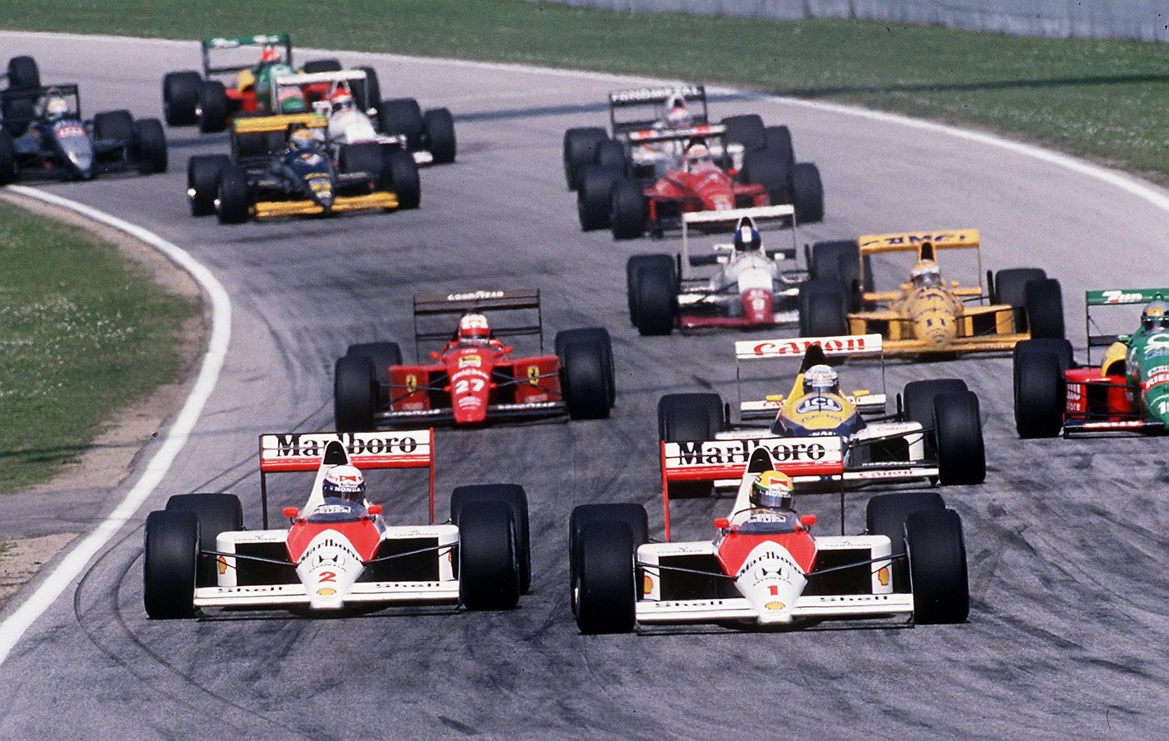 Campionato Mondiale Di Formula 1 1989 Wikiwand