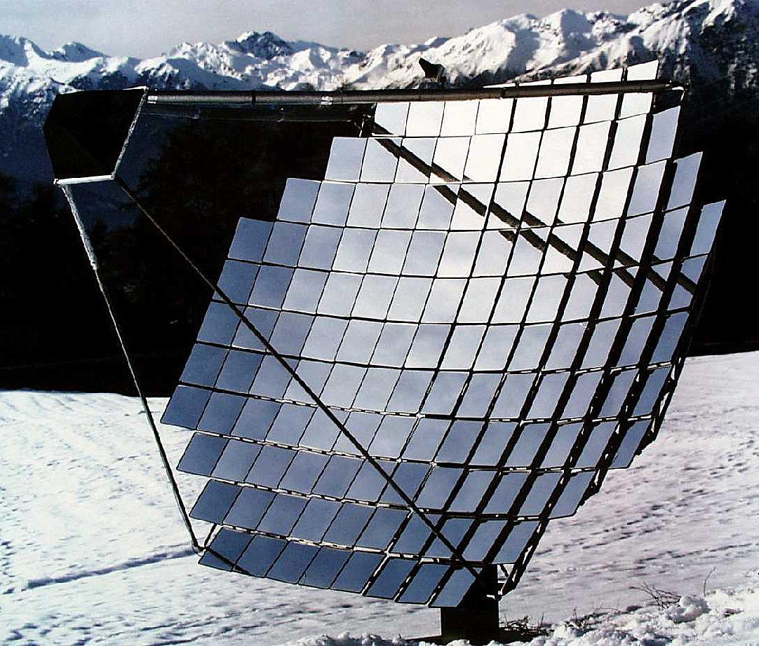 Pannello Solare A Concentrazione Wikipedia : File paraboloide solare g wikipedia