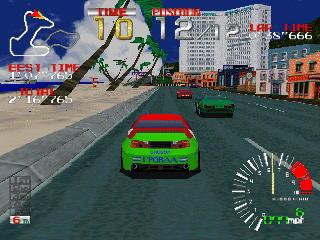[PSX] Ridge Racer Ridge_racer