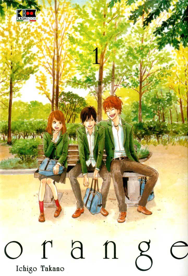 Orange Anime Serien Stream