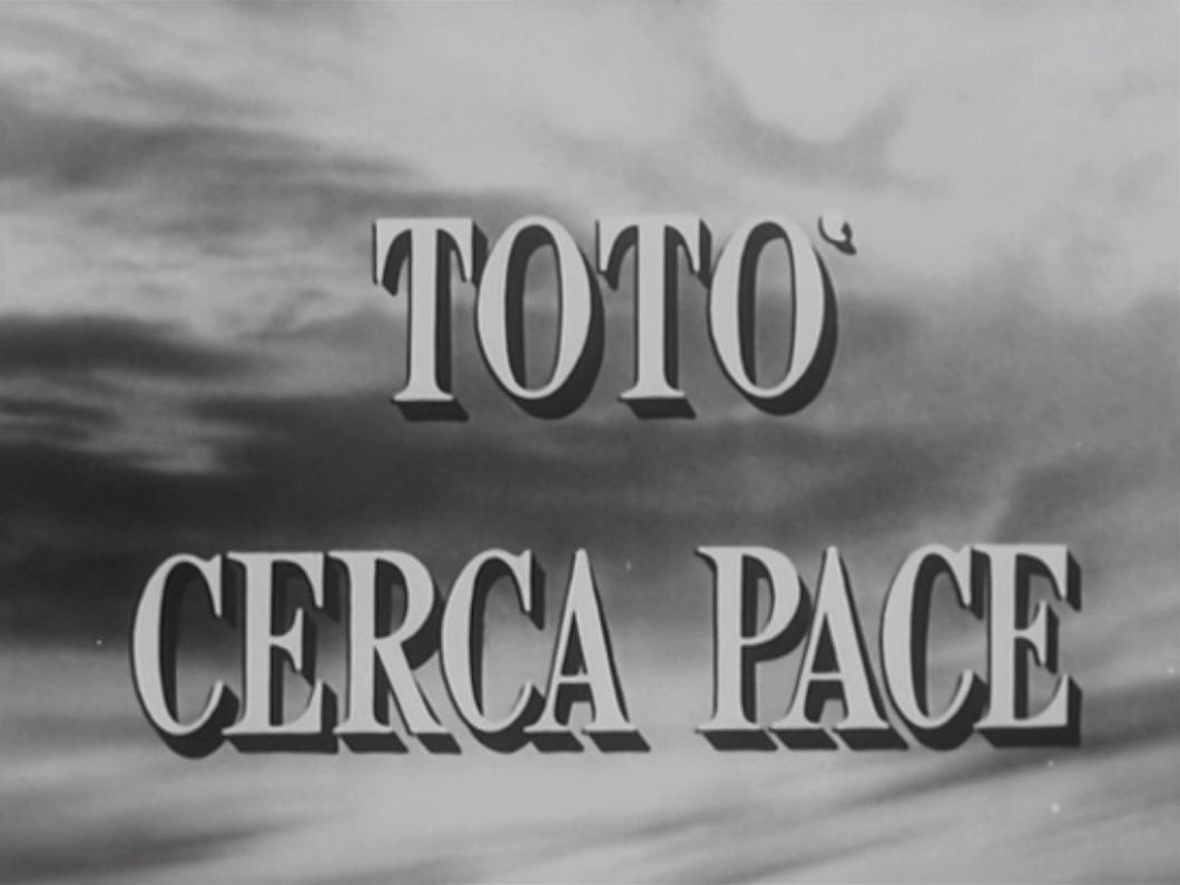 Tot cerca pace wikipedia for Cerca b b