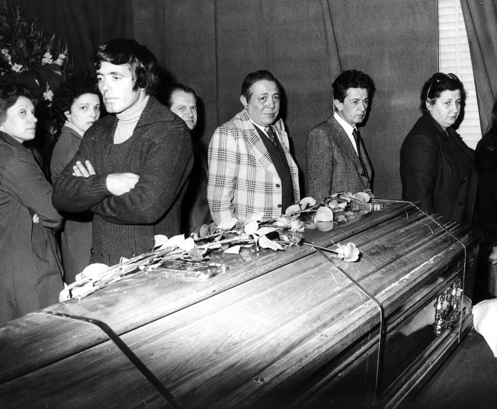 spesso Funerali Di Anna Magnani LE52 » Regardsdefemmes ZB24