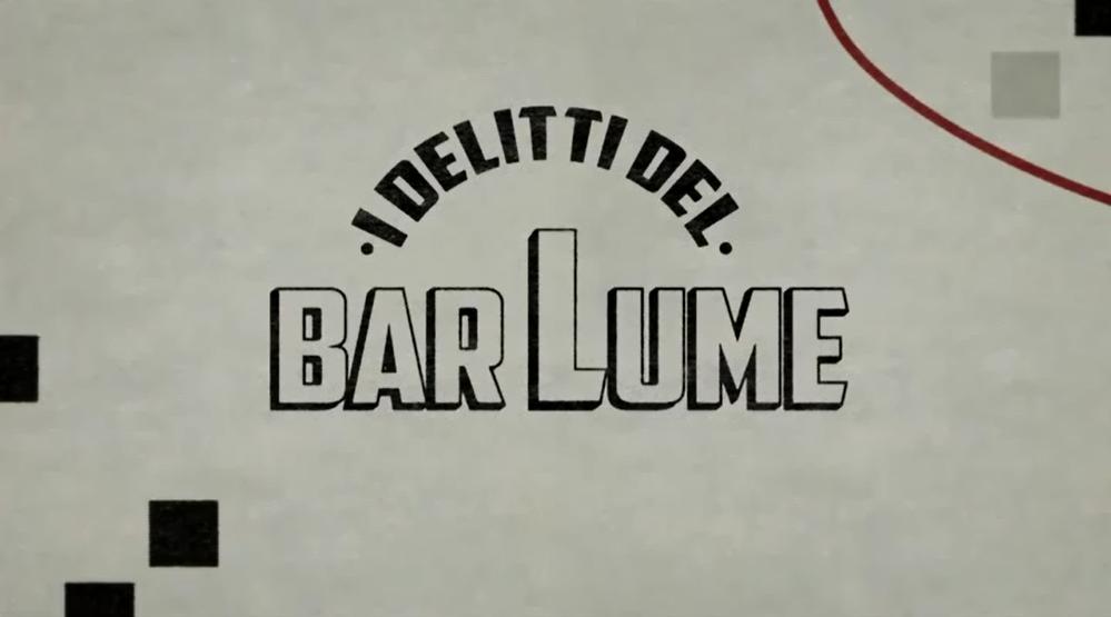 Picture of a TV show: I Delitti Del Barlume