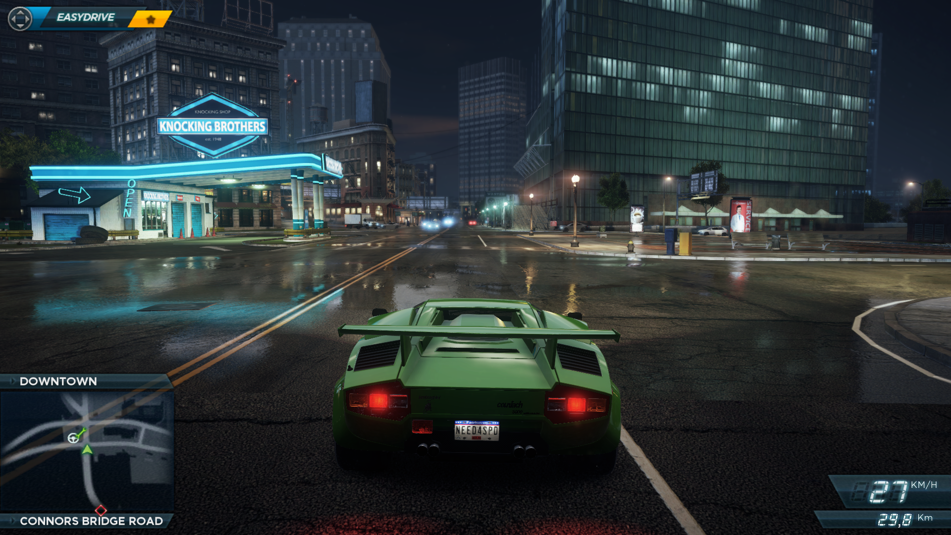 Need for speed most wanted per mac pro