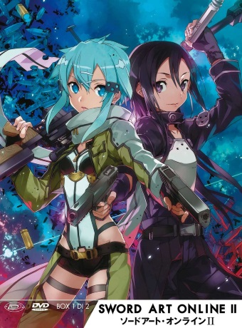 Sword Art Online Seconda Serie DOWNLOAD ITA (2014)
