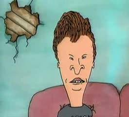 Do You Tongue Your Pipes? Butthead