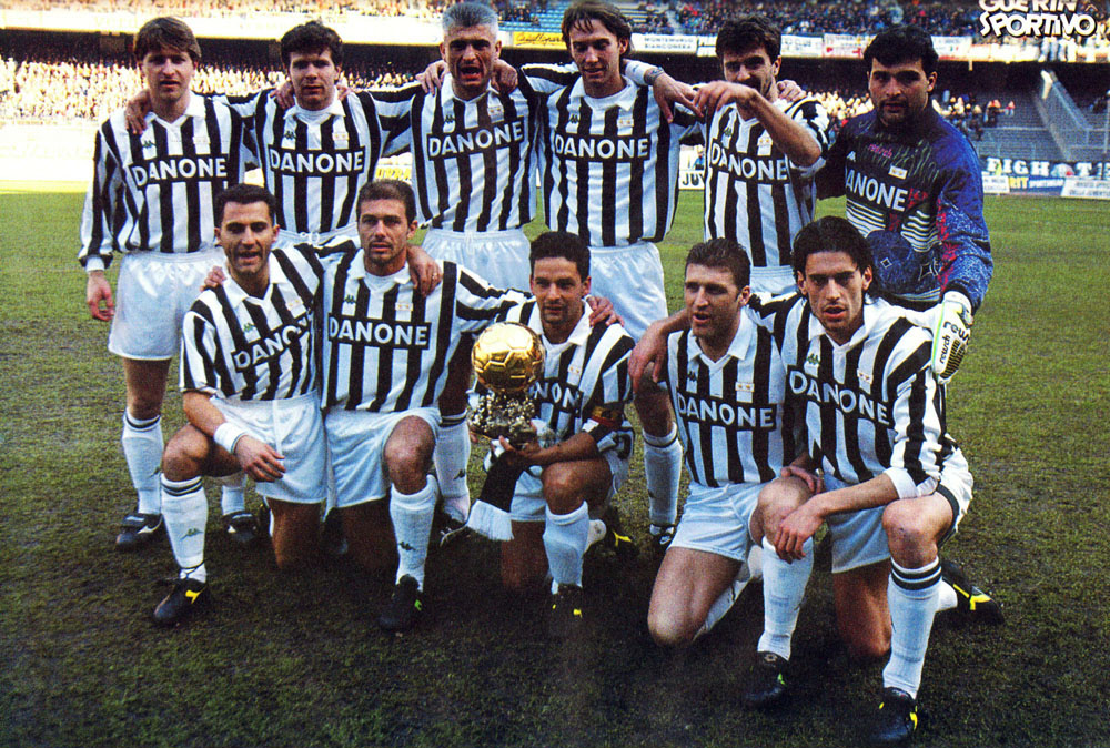 Juventus Football Club: Juventus Football Club 1993-1994
