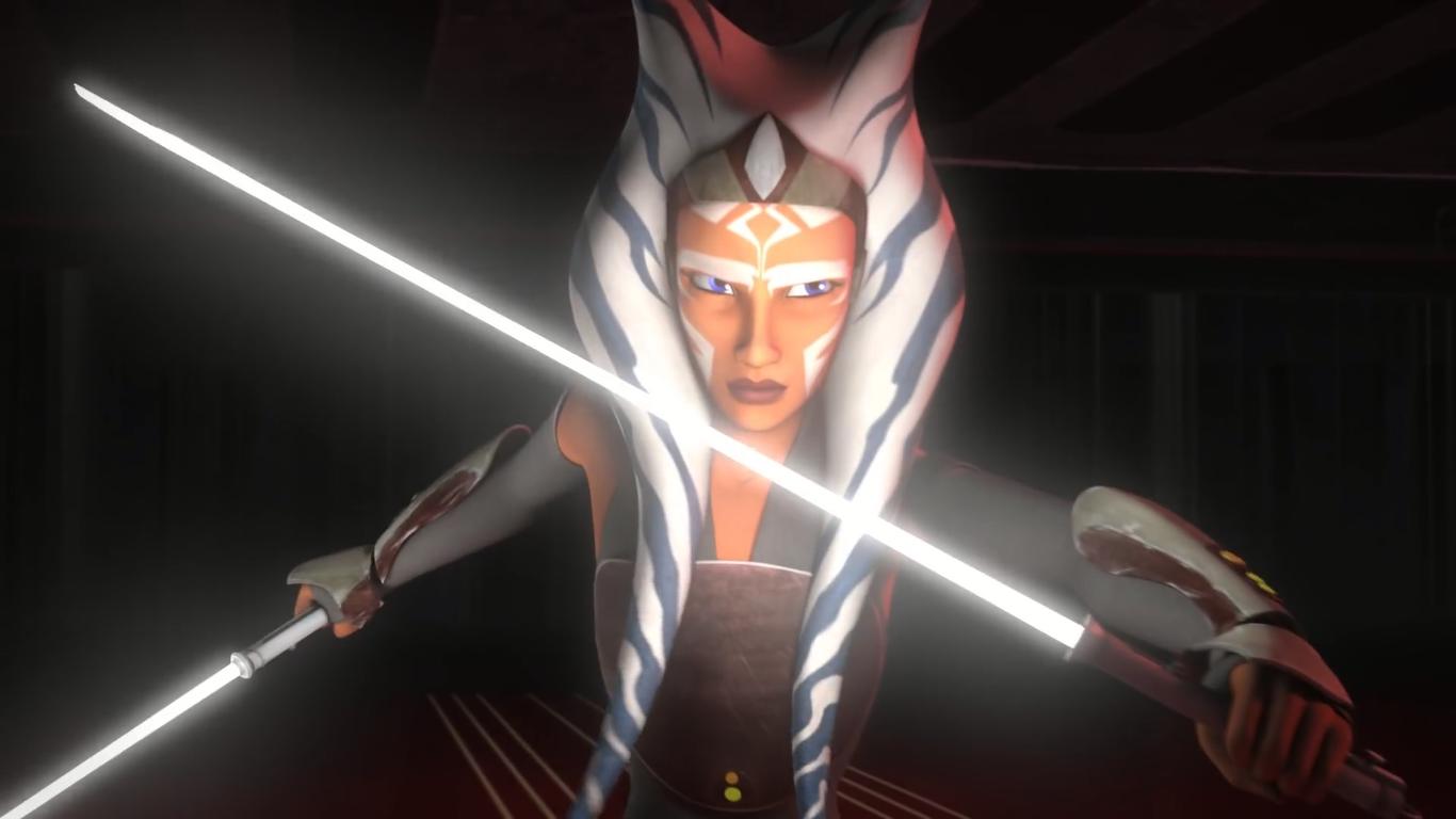 Colore della spada laser bianco