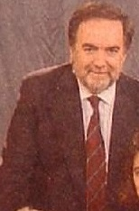 Roberto Del Giudice nel 1990