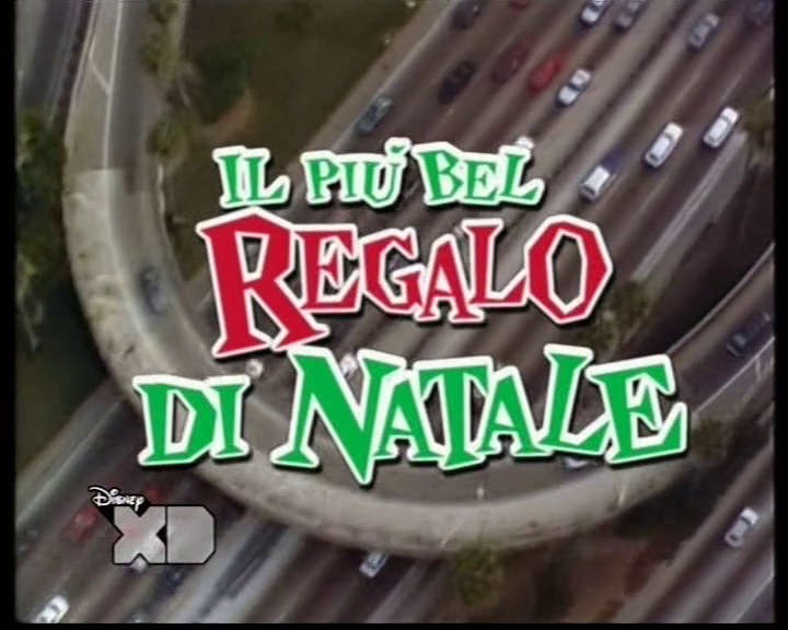 Il pi bel regalo di natale wikipedia for Regalo di natale originale