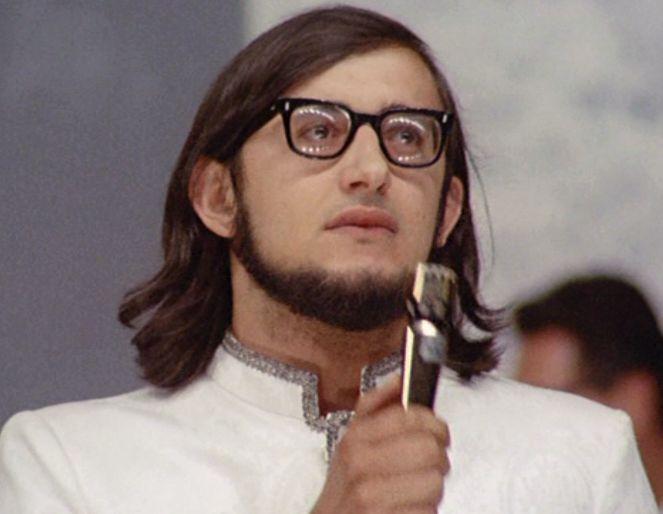 Augusto Daolio al Cantagiro del 1967