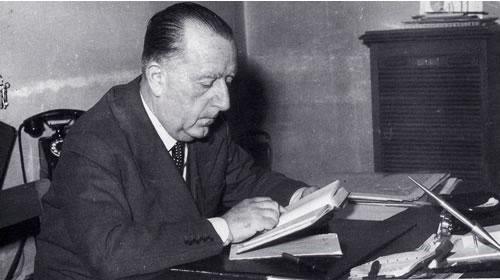 Luigi Ridolfi, presidente alla Fiorentina di Bruno Neri, il calciatore partigiano, morto in montagna dopo una vita in campo   numerosette.eu