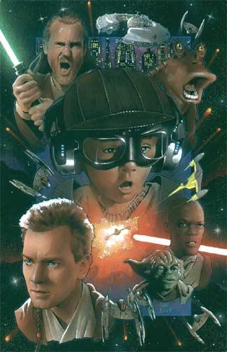 Star Wars – Episodio I – La minaccia fantasma streaming