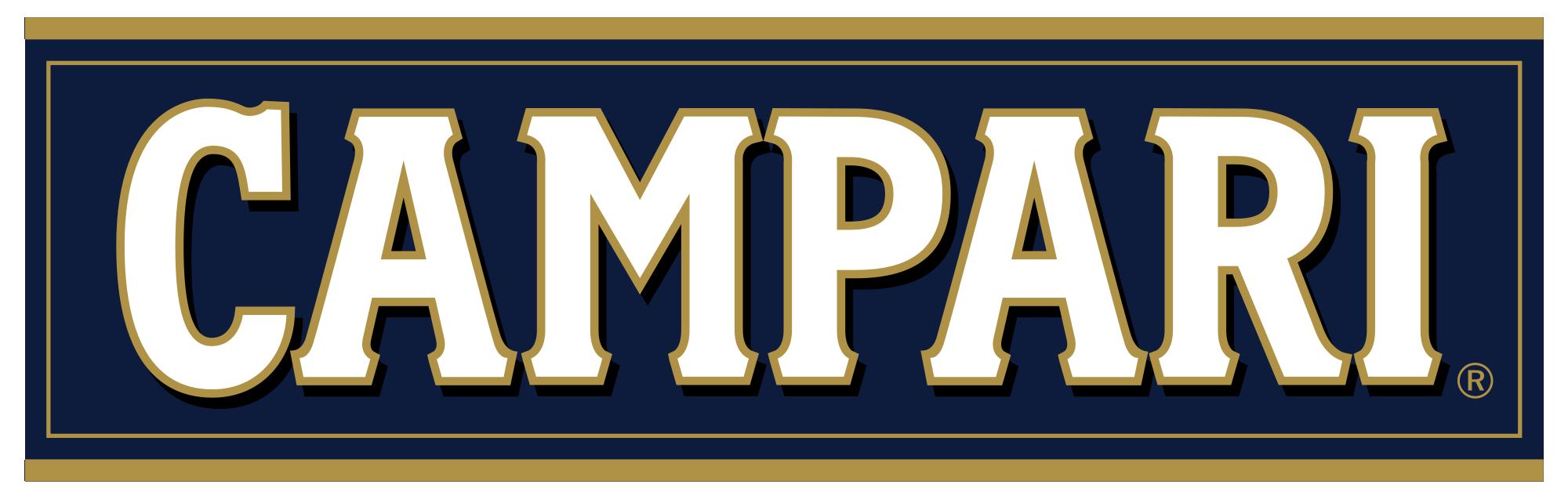 Risultati immagini per campari logo