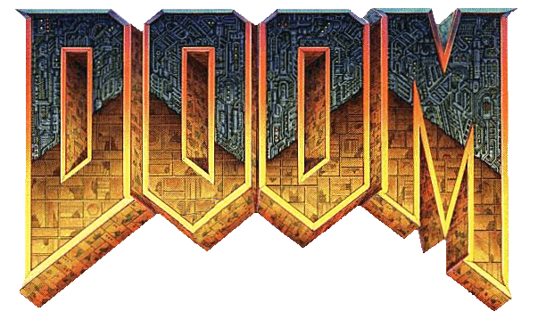 Image result for doom logo