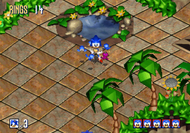 Sonic 3d Flickies Island Wikipedia