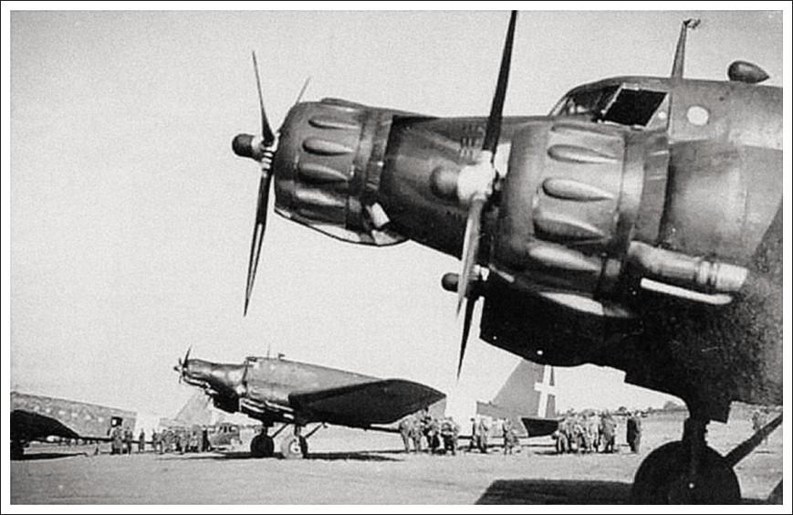 Regia Aeronautica 1//72 Sem Model Fiat G.12T