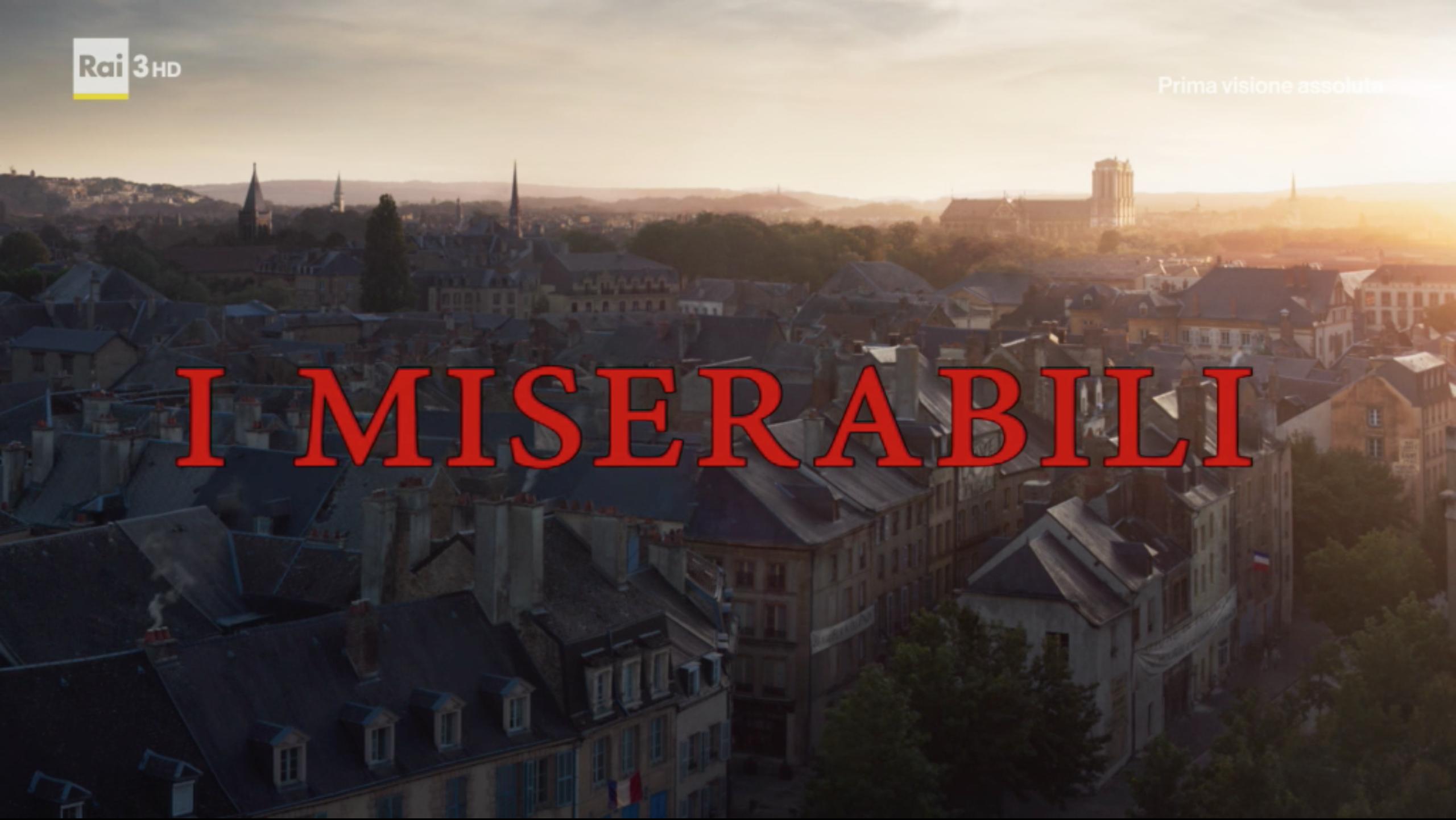 I Miserabili Miniserie Televisiva 2018 Wikipedia