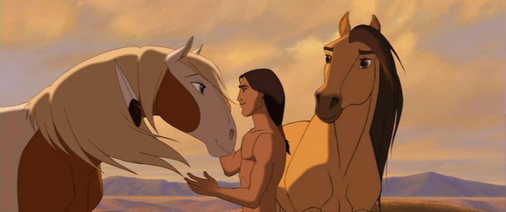 Spirit cavallo selvaggio wikiwand for Immagini di cavalli da disegnare