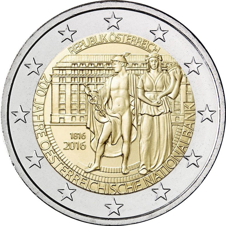 2 Euro Commemorativi Emessi Nel 2016 Wikipedia