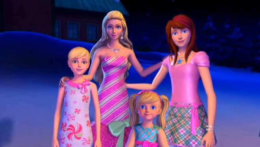alle barbie