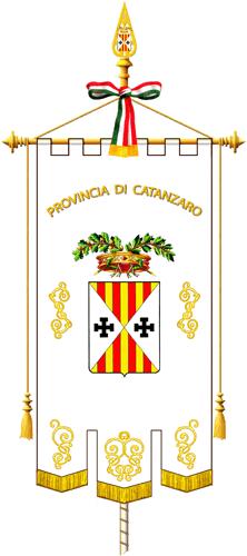 File:Provincia di Catanzaro-Gonfalone.png