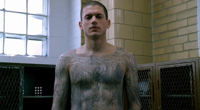 Tatuaggio prison break wikipedia for Sedia elettrica wikipedia