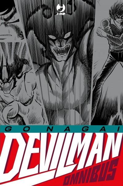 Devilman copertina manga