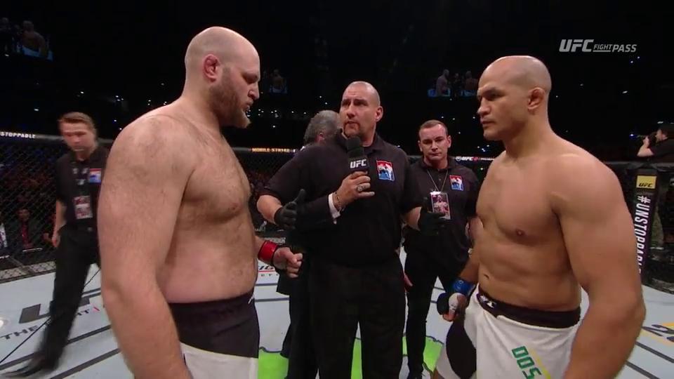 UFC Fight Night: Rothwell vs. Dos Santos - Idiots Guide