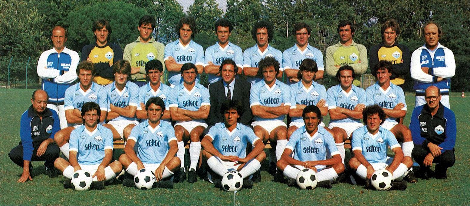 Società Sportiva Lazio 1983-1984 - Wikipedia