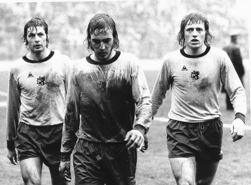 Finale di andata della Supercoppa UEFA 1973