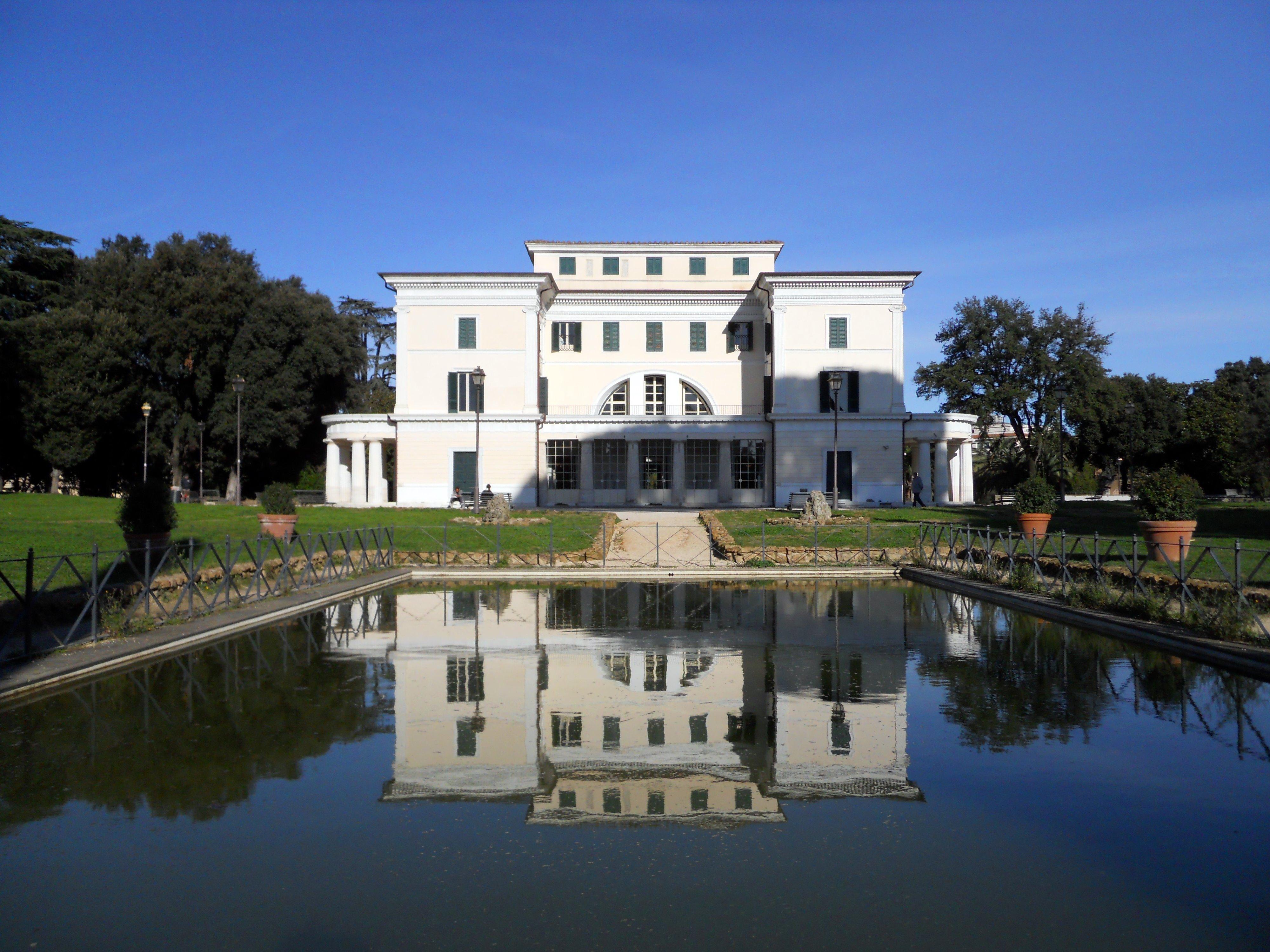 Villa Vittoria Roma