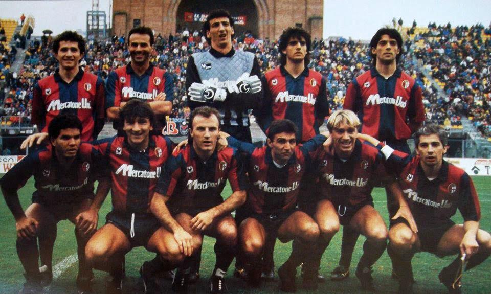 Bologna Football Club 1989-1990 - Wikipedia