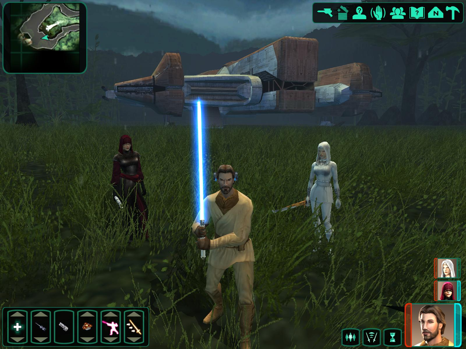 Star Wars: Knights of the Old Republic II: The Sith Lords - Wikipedia