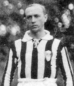 József Viola, Juventus.jpg
