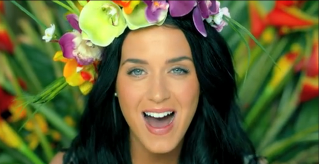 Katy Perry Roar Pictures Tiger