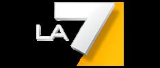 Tv in diretta streaming La7_glass