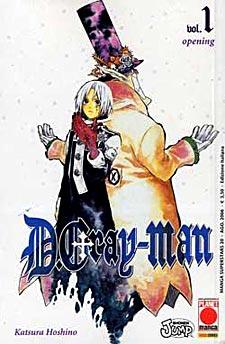 D.Gray-man - Wikipedia