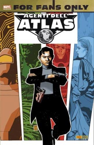 fumetto ATLAS numero 4 UNIVERSO