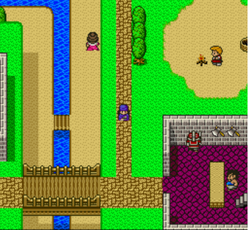 Dragon Quest Wikipedia: Dragon Quest V: La Sposa Del Destino
