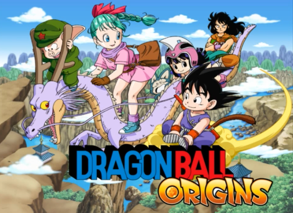 dragon ball origins wikipedia