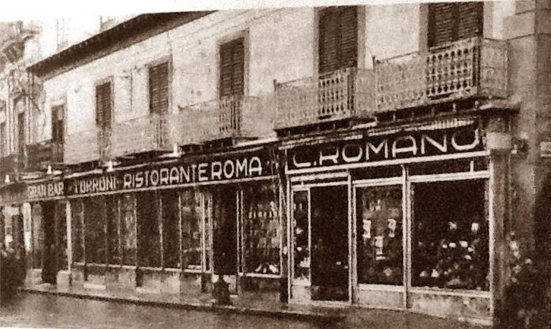 Risultati immagini per Il caffè Romano o bar Romano o Gran Caffè Romano