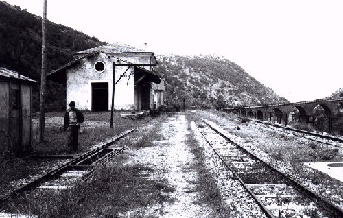 Stazione Di Lauria