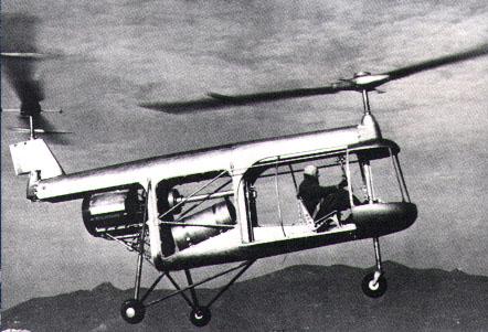 D'Ascanio - Elicottero PD4